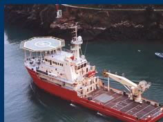 Survey/Supply Vessel